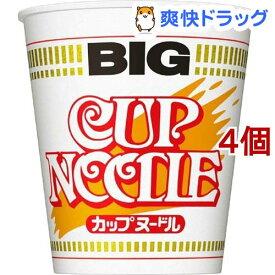 日清 カップヌードル ビッグ(4個セット)【カップヌードル】