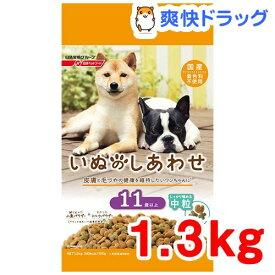 いぬのしあわせ 小型犬 1歳〜6歳までの成犬用(1.3kg)【いぬのしあわせ】