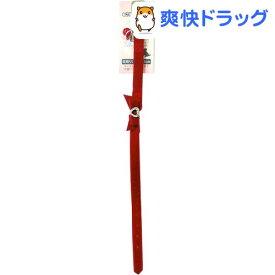 ねこモテ ピンバックル首輪N ロココリボン02 赤 P02-21.NMN/RD(1コ入)【ねこモテ】