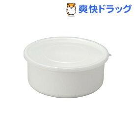 野田琺瑯 ホワイトシリーズ ラウンド 21cm RD-21(1コ入)【ホワイトシリーズ(White Series)】