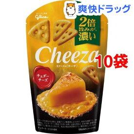 生チーズのチーザ チェダーチーズ(40g*10コ)【チーザ】