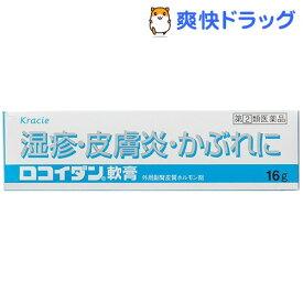 【第(2)類医薬品】ロコイダン軟膏(16g)【ロコイダン】
