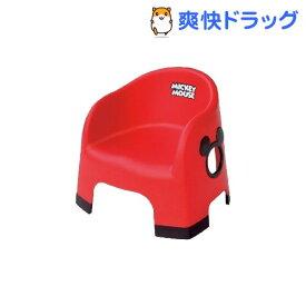 ミッキーマウス ララチェア レッド(1コ入)【ララチェア】