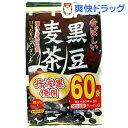 ぎょくろえん 香ばしい黒豆麦茶(8g*60袋入)【ぎょくろえん】[お茶]