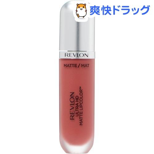レブロン ウルトラHD マットリップカラー 018 キスイズ(5.9mL)【レブロン(REVLON)】