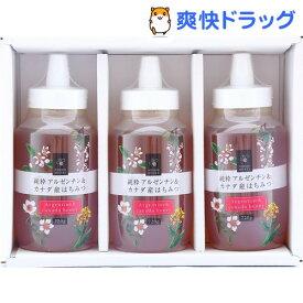 日新蜂蜜 純粋アルゼンチン&カナダ産はちみつ(720g*3本入)【日新蜂蜜】