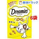 ドリーミーズ チキン味(60g*6コセット)【d_dream】【ドリーミーズ】