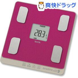 タニタ 体組成計 BC-758-PK(1台)【タニタ(TANITA)】
