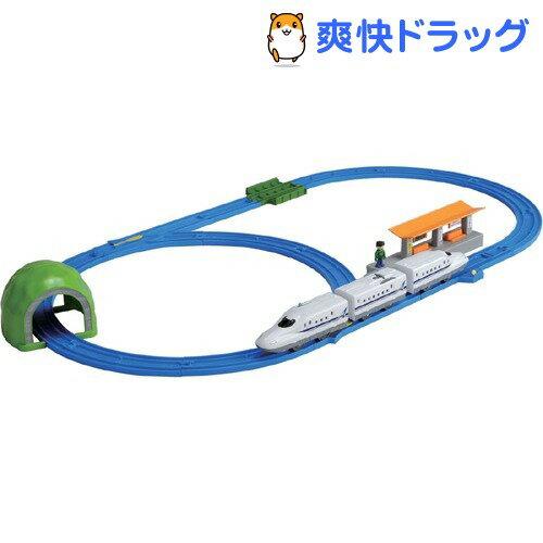 プラレール N700A新幹線ベーシックセット(1セット)【プラレール】[タカラトミー おもちゃ プラレールセット]【送料無料】
