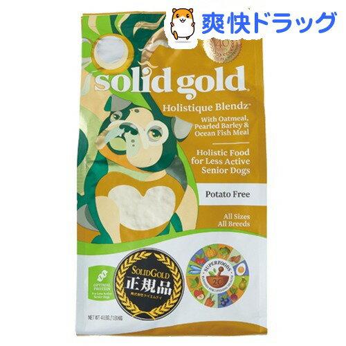 ソリッドゴールド ホリスティックブレンド(1.8kg)【ソリッドゴールド】【送料無料】