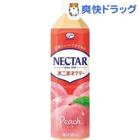 不二家ネクター ピーチ(900ml*12本)【ネクター】
