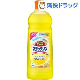 バスマジックリン お風呂用洗剤 ボトル(485ml)【バスマジックリン】