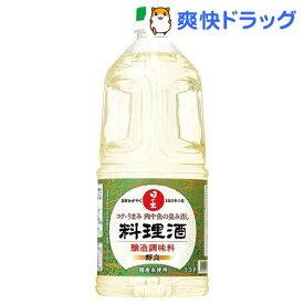日の出 醇良料理酒(1500ml)【日の出】
