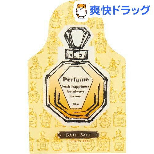 デコラパルファム バスソルト シトラスティー(40g)【デコラパルファム】