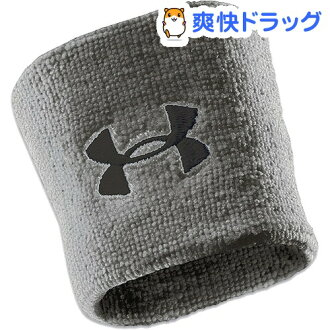 Under Armour UA wristband AAL4461 gray (one set)