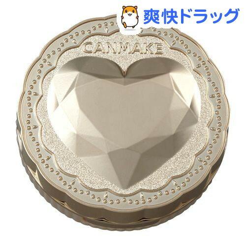 キャンメイク シークレットビューティーパウダー 01 クリアパウダー(4.5g)【キャンメイク(CANMAKE)】