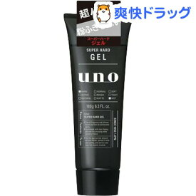 ウーノ スーパーハード ジェル(180g)【ウーノ(uno)】