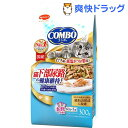 コンボ 猫下部尿路の健康維持 まぐろ味・減塩かつおぶし添え(60g*5袋入)【コンボ(COMBO)】