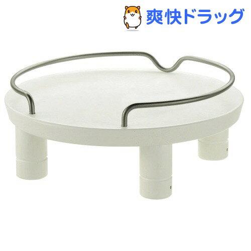 リッチェル ペット用木製テーブル シングル ホワイト(1コ入)
