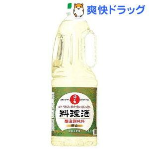 日の出 醇良料理酒(1800ml)【日の出】