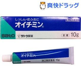 【第(2)類医薬品】オイチミン(10g)【オイチミン】