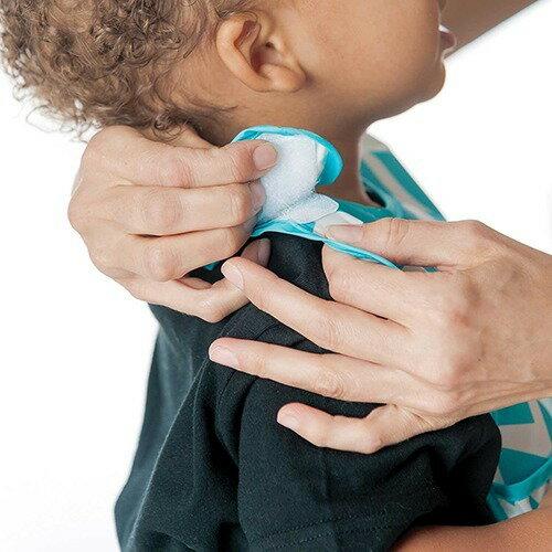バンキンススーパービブUSA発食事用防水ビブ6〜24ヶ月N16