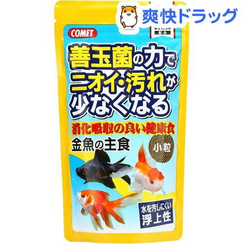 コメット 金魚の主食 納豆菌 小粒(200g)【コメット(ペット用品)】