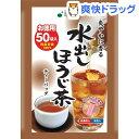 国太楼 水出しほうじ茶 ティーバッグ(50袋入)[お茶]