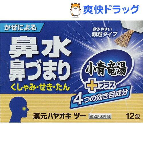 【第2類医薬品】漢元ハヤオキ ツー(12包)【180105_soukai】【180119_soukai】