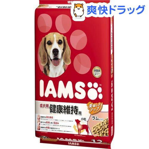 アイムス 成犬用 健康維持用 ラム&ライス 小粒(12kg)【d_iams】【IAMS1120_lamb04】【iamsd91609】【アイムス】[【iamsd91609】]【送料無料】