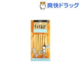 チョイあげ 山羊ミルク入りスティック(6本入)【チョイあげ】