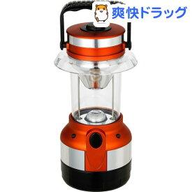 エルパ(ELPA) LEDランタン 電球色 100ルーメン 単1形4本 DOP-L010L(1コ入)【エルパ(ELPA)】