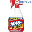 カビキラー お得な2.5本分(本体)(1kg)【カビキラー】[カビキラー 風呂 掃除用洗剤 カビ掃除]