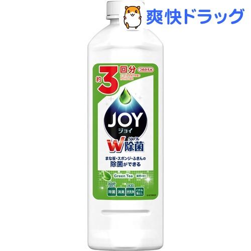 除菌ジョイ コンパクト 緑茶の香り つめかえ用(440mL)【pgstp】【pgdrink1803】【ジョイ(Joy)】