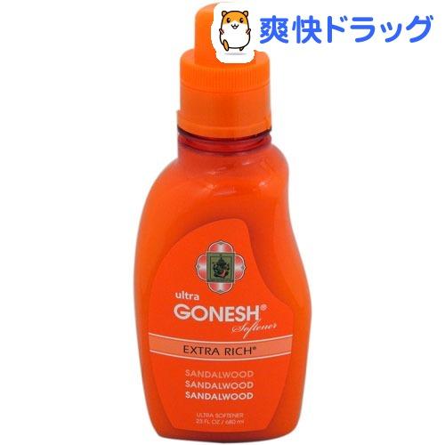 ガーネッシュ ウルトラソフナー サンダルウッド(680mL)【ガーネッシュ(GONESH)】