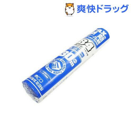 ミヨシ ファックス用感熱ロール紙 B4用0.5インチ FXR30BH-1(1本入)