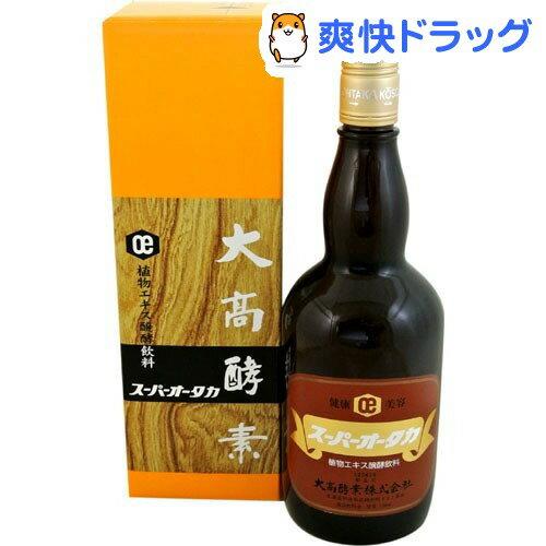 スーパーオオタカ(720mL)【rdkai_02】【スーパーオータカ(大高酵素)】[サプリ サプリメント]