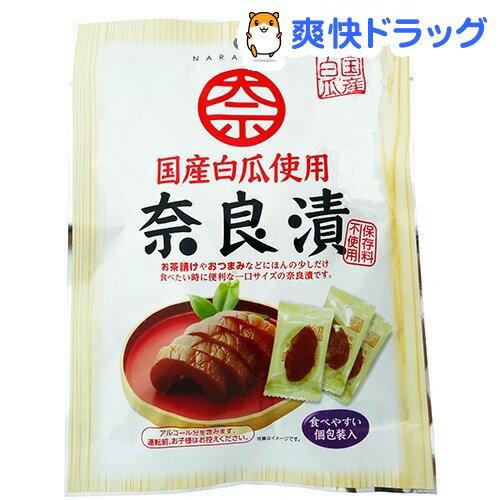 【訳あり】国産白瓜使用 奈良漬(70g)