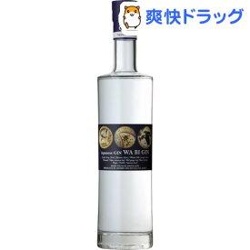 Japanese GIN 和美人(700ml)【本坊酒造】
