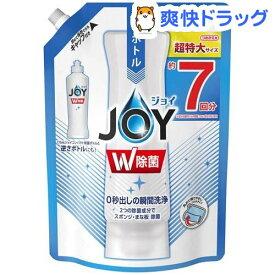 除菌ジョイ コンパクト 食器用洗剤 詰め替え 超特大(960ml)【stkt06】【ジョイ(Joy)】