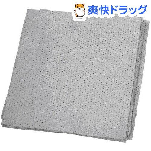 ヤシ殻活性炭入り 非常用トイレ シートタイプ 汚物袋付 50回用(1セット)
