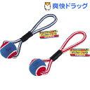 ペティオ 愛情教育玩具 テニスロープ(Mサイズ)【170818_soukai】【170804_soukai】【ペティオ(Petio)】[犬 おもちゃ]
