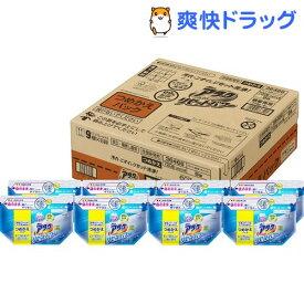 アタック リセットパワー 粉末 洗濯洗剤 詰め替え 梱販売用(720g*8個入)【アタック 高浸透リセットパワー】