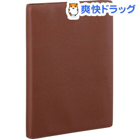 システム手帳 キーワード スリム A5 ブラウン JWA5001C(1個)