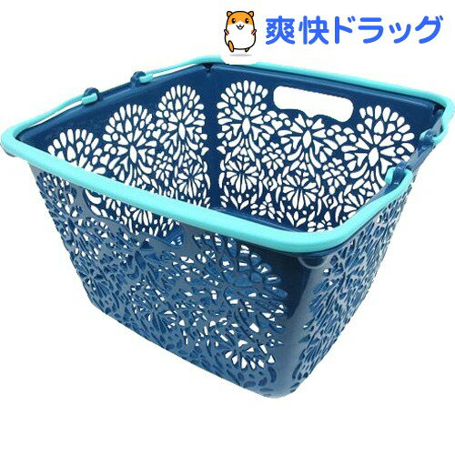 マハロバスケット・リィ インディゴバー(1コ入)【マハロバスケット】