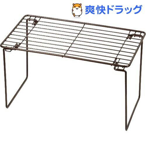 Style+ 積み重ね棚 L 足折れタイプ LD-15(1台)【パール金属】