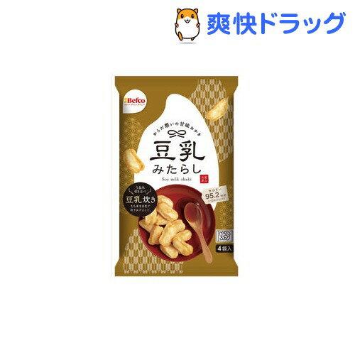 豆乳おかき みたらし(4袋入)