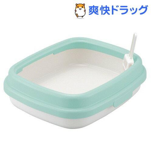 リッチェル コロル ネコトイレ 48 ライトブルー(1コ入)【コロル】