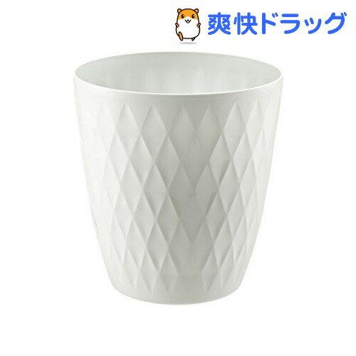 キンバリー 鉢カバー 7号 ホワイト(1コ入)【キンバリー】