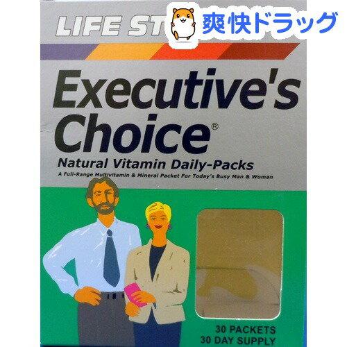 ライフスタイル エグゼクティブチョイス(30袋入)【ライフスタイル(LIFE STYLE)】【送料無料】
